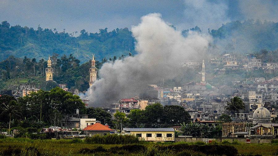 IS節節敗退 東南亞分支兩大頭目遭擊斃
