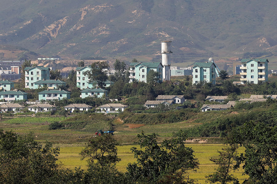 投誠資深官員:北韓經濟脆弱 或挺不過一年