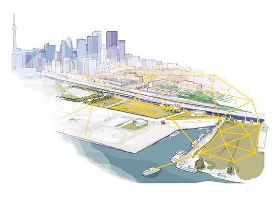 谷歌正式宣佈在多倫多打造「未來之城」