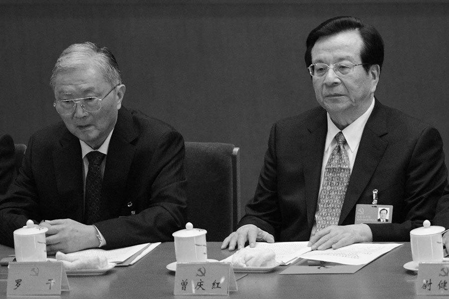 陳思敏:習做報告 主席台缺一前常委的背後