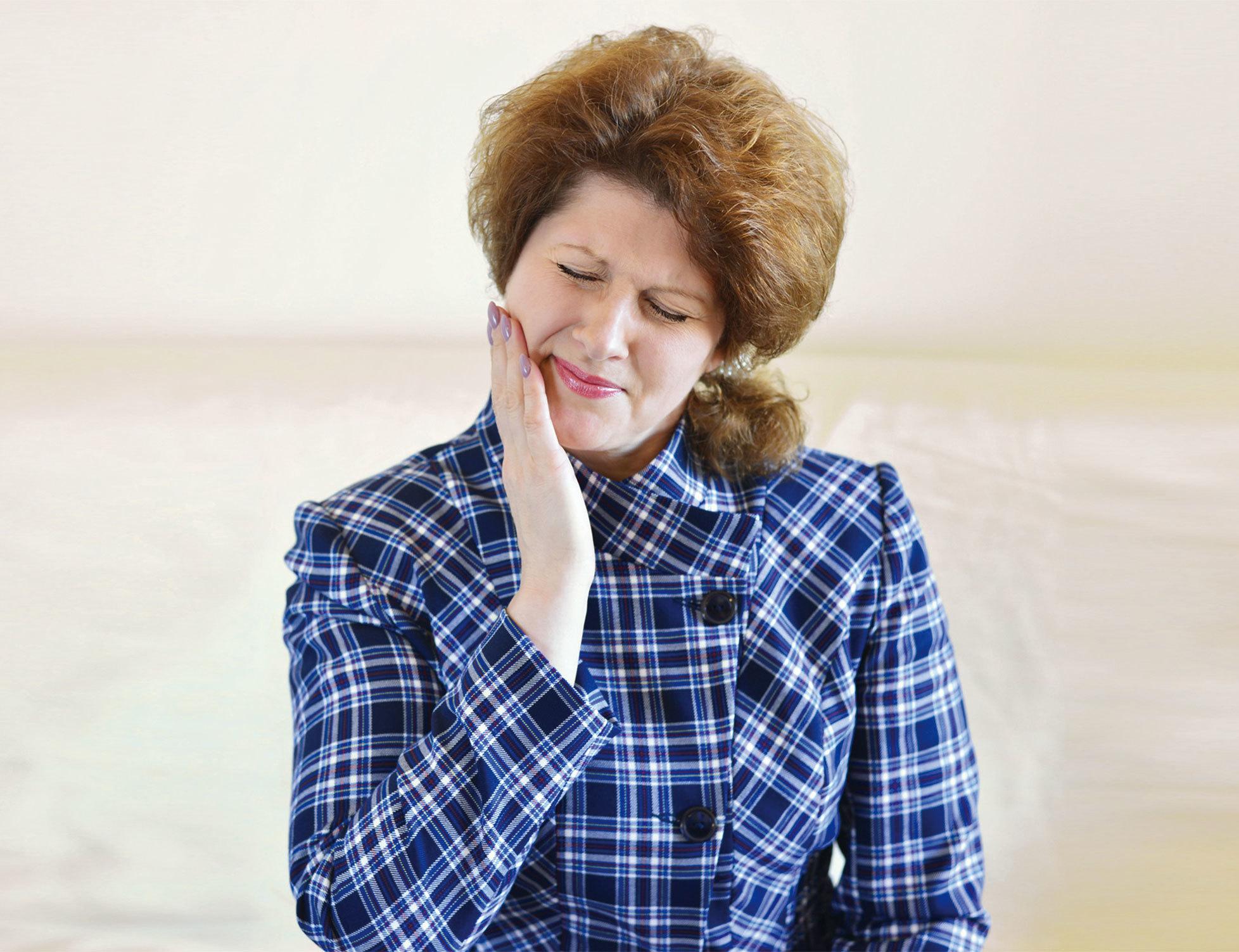 認識顳顎關節症候群