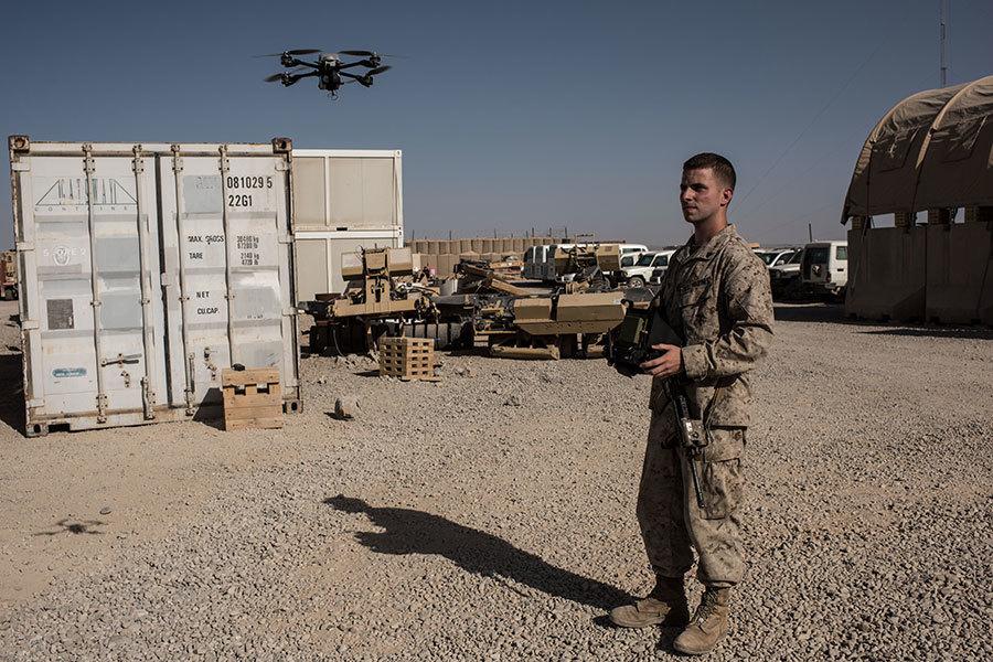 美無人機再立功 擊斃巴國塔利班分支頭目