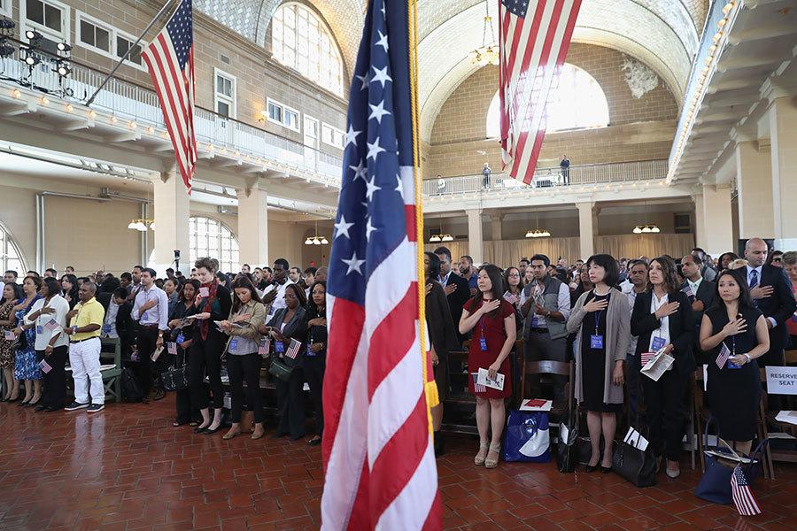 特朗普取消難民禁令 新增規定嚴審11國申請案