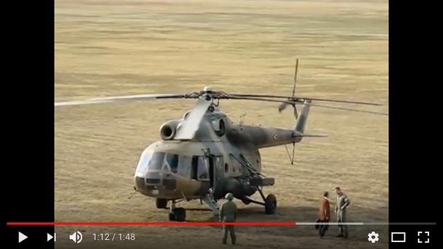 俄羅斯直昇機北冰洋墜毀 八人生死不明