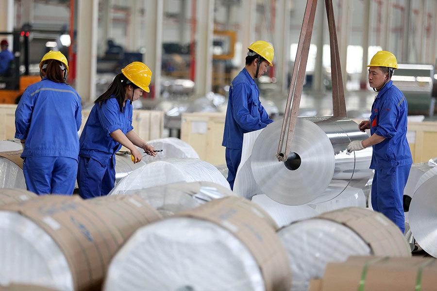 特朗普訪華前 美商務部初裁中國鋁箔傾銷