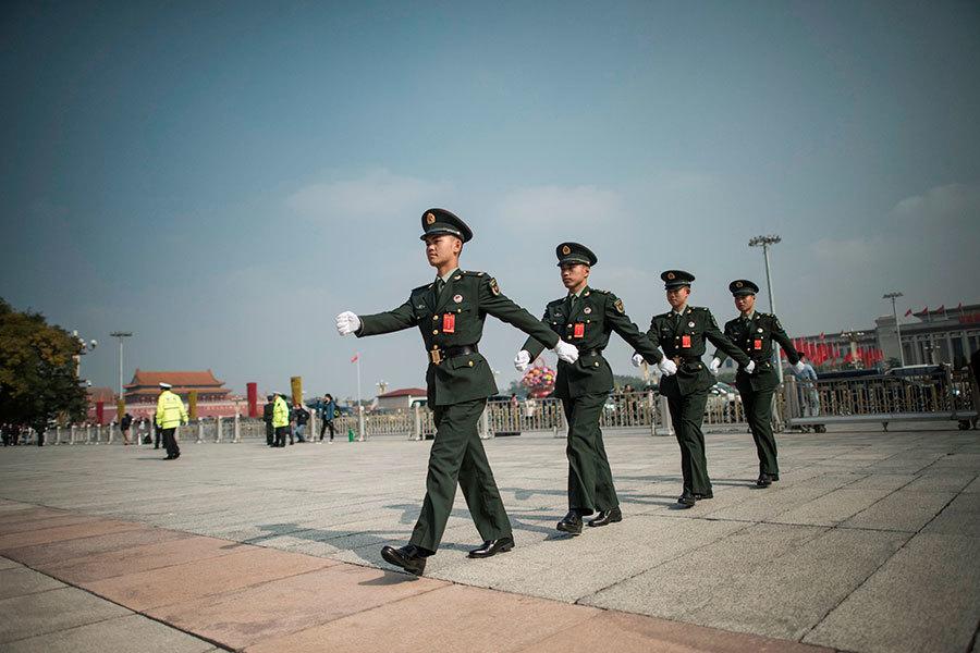 中共三大會議前 官媒四十年首提「篡黨奪權」