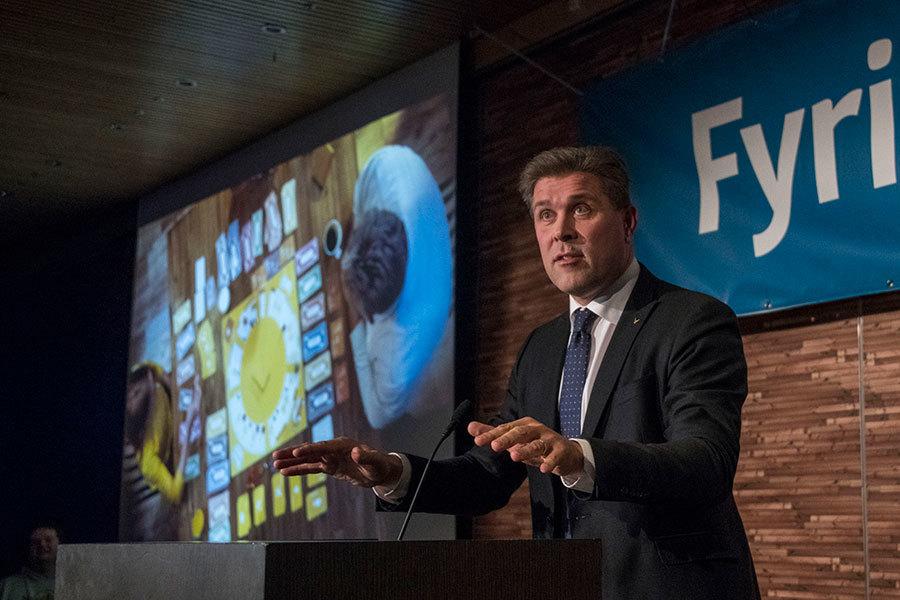 冰島大選執政黨險勝 組閣料艱難