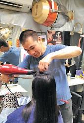 髮型屋:不捨得古蹟建築