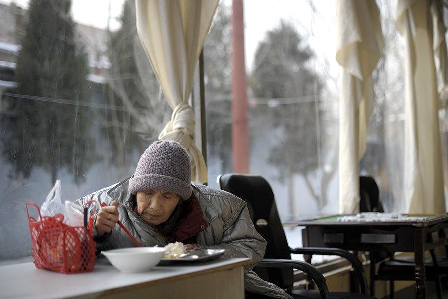 北京五成人口是老年人 平均每天淨增450人