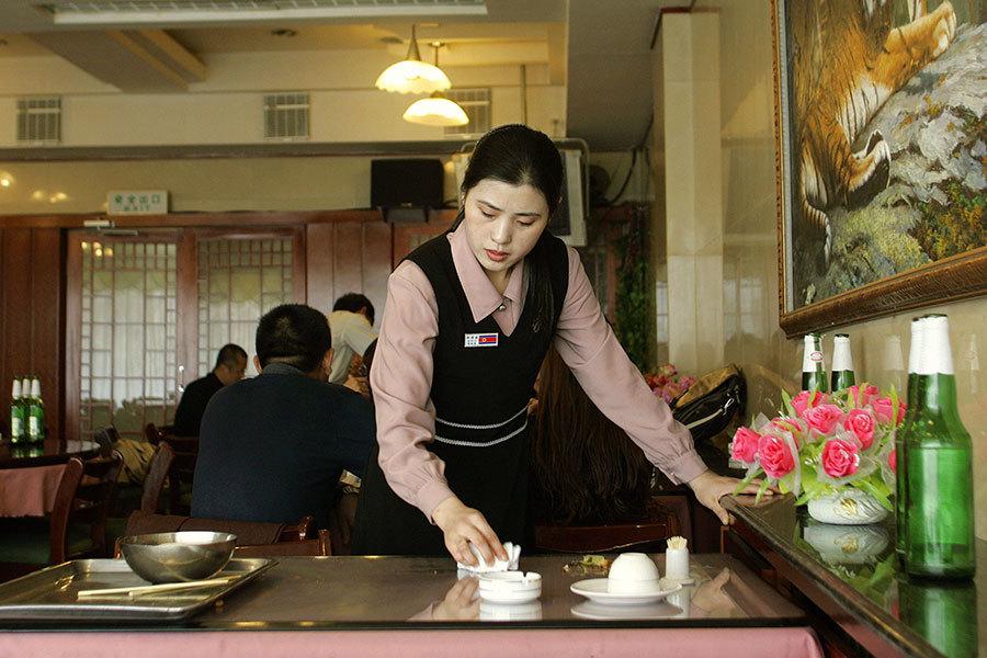 北京令北韓企業關閉 金正恩被迫撤外派人力