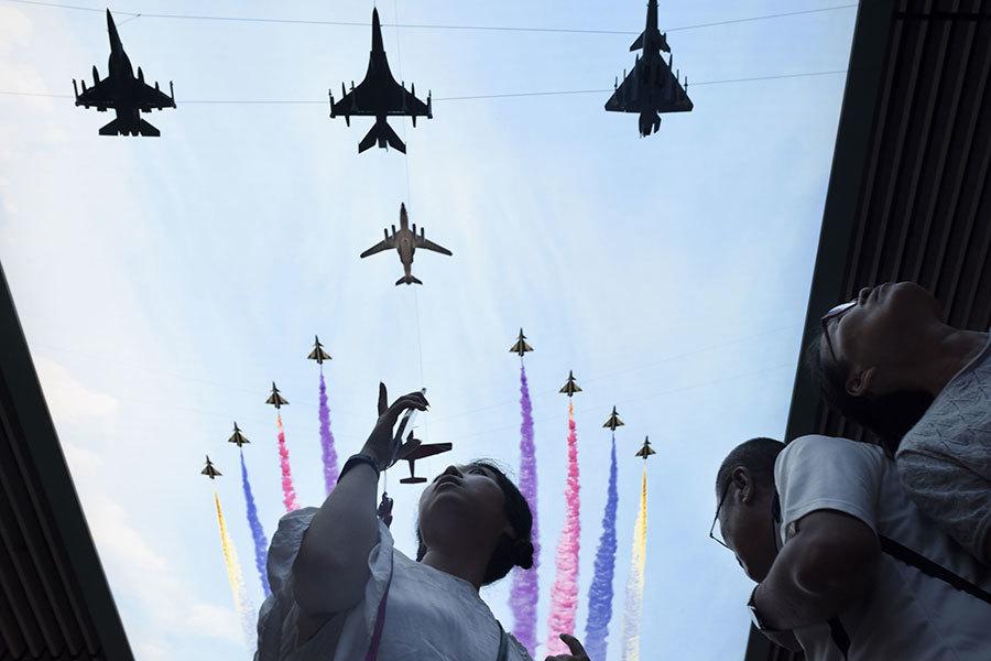美軍:比朝核危機更大的威脅來自中共