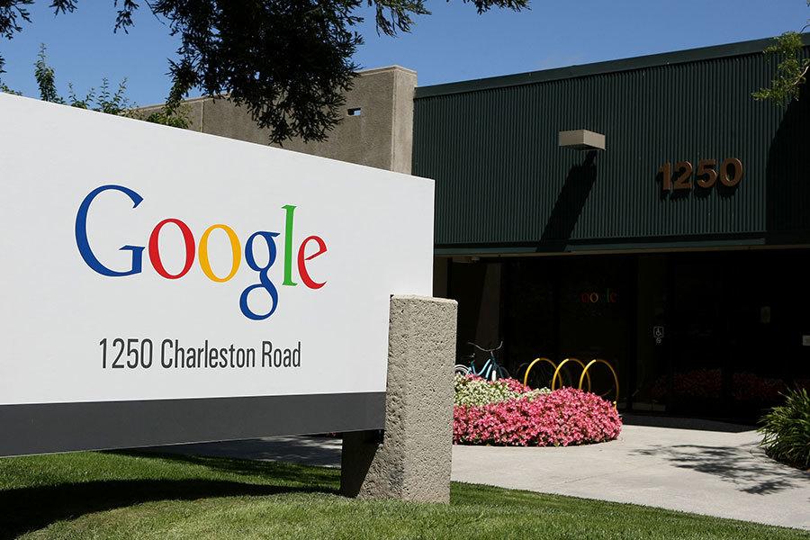 大選前偏袒希拉莉 谷歌政治影響力大衰減