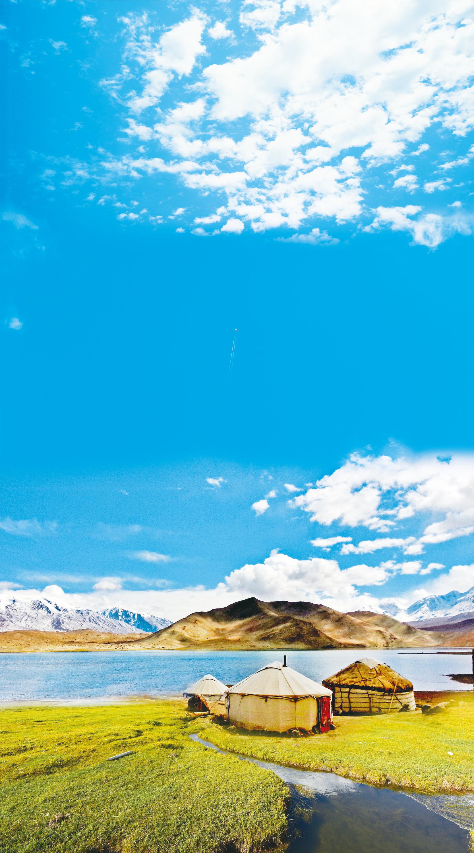 北疆 流動的饗宴