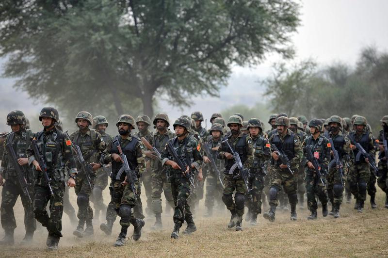 軍媒自曝駐港部隊演習時士兵抱怨偷懶
