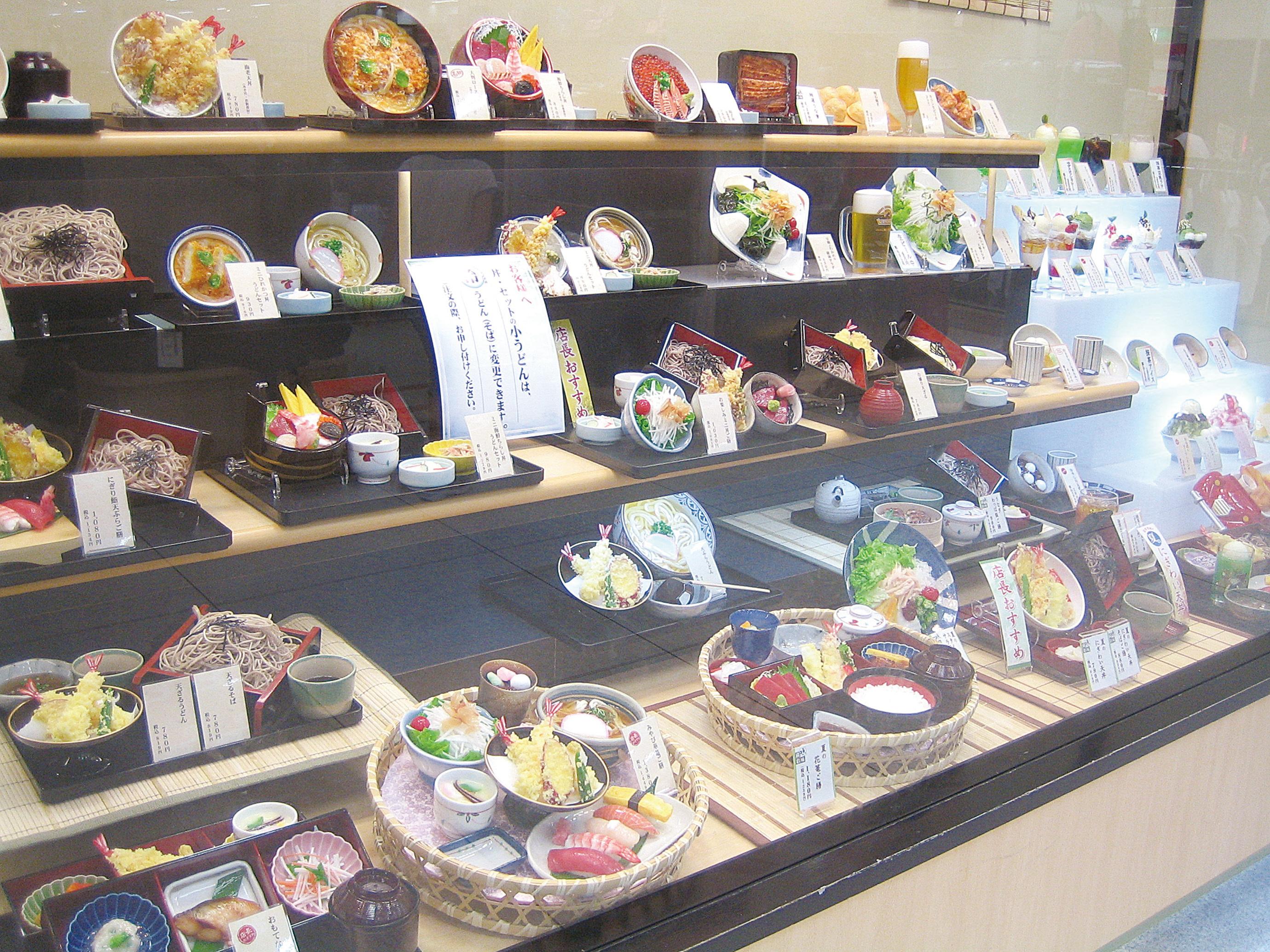 日本食物模型大師  岩崎瀧三的創業故事