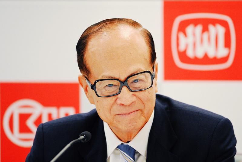 李嘉誠六年賣了2500億資產 資金轉投歐澳