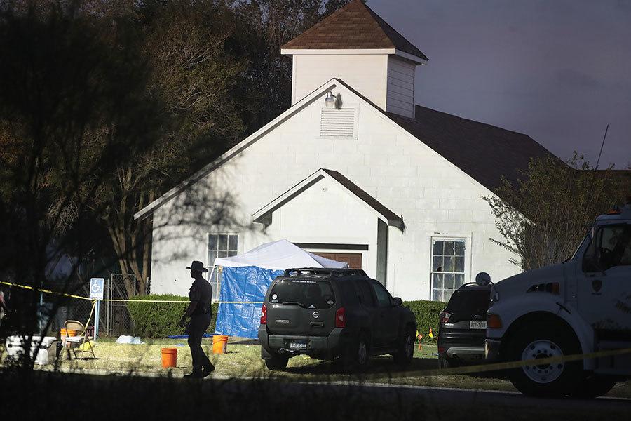 逾十兒童中槍 特朗普:心理問題促發德州槍案