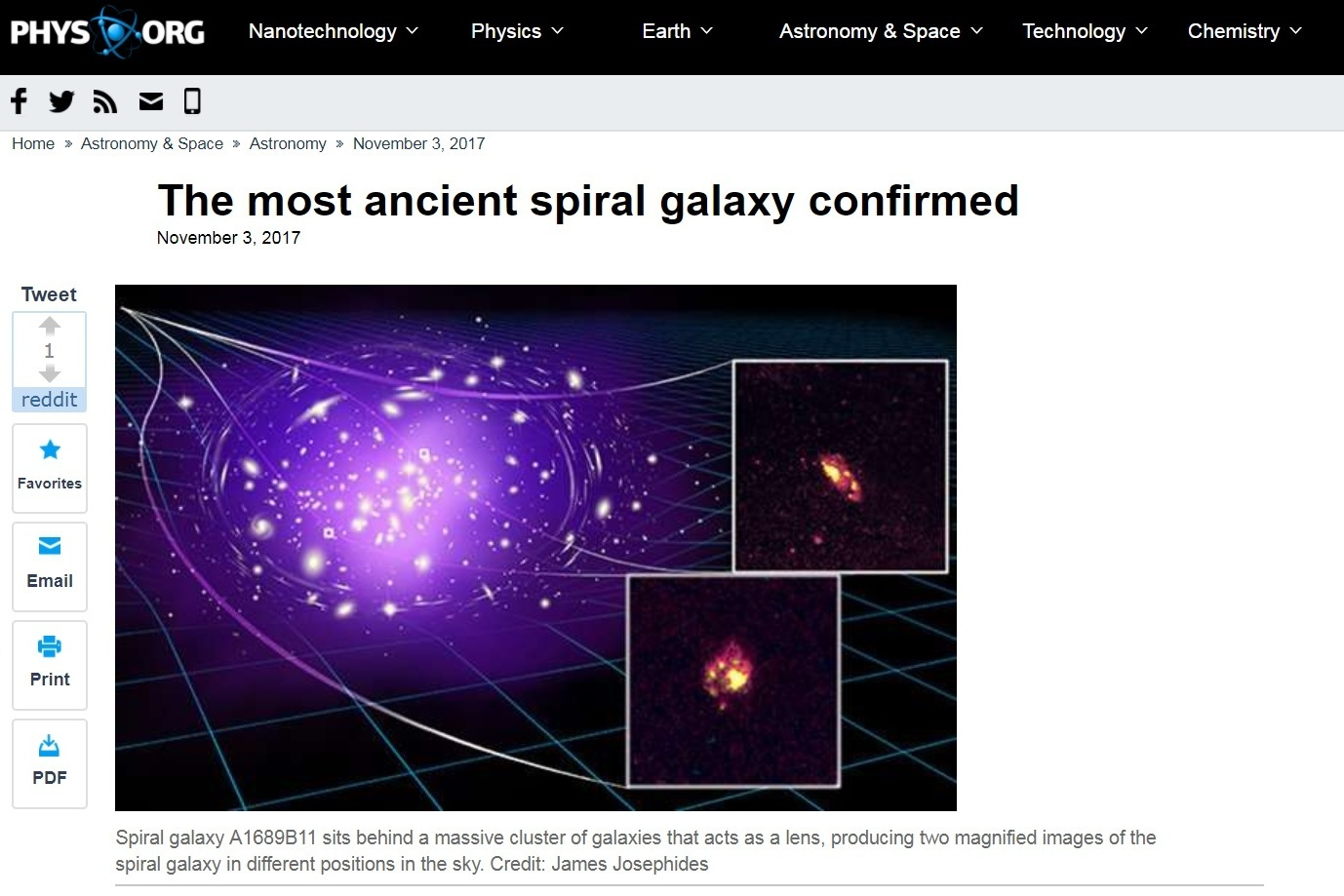 深太空再現極古老星系 更快產生新星體