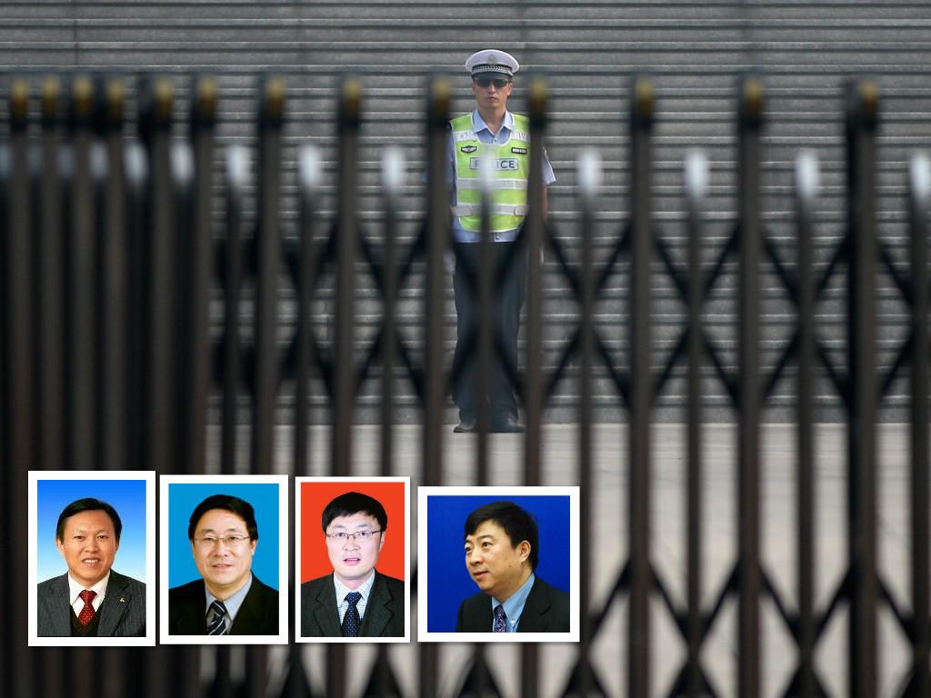 天津市副秘書長杜強等五官同日落馬