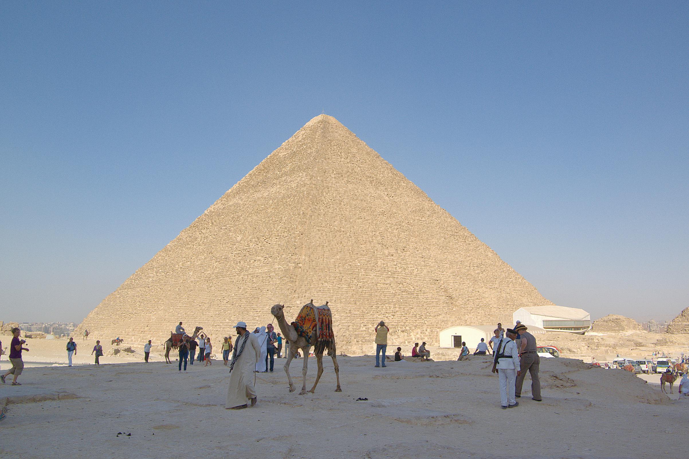 無所不在的金字塔(12)非洲篇