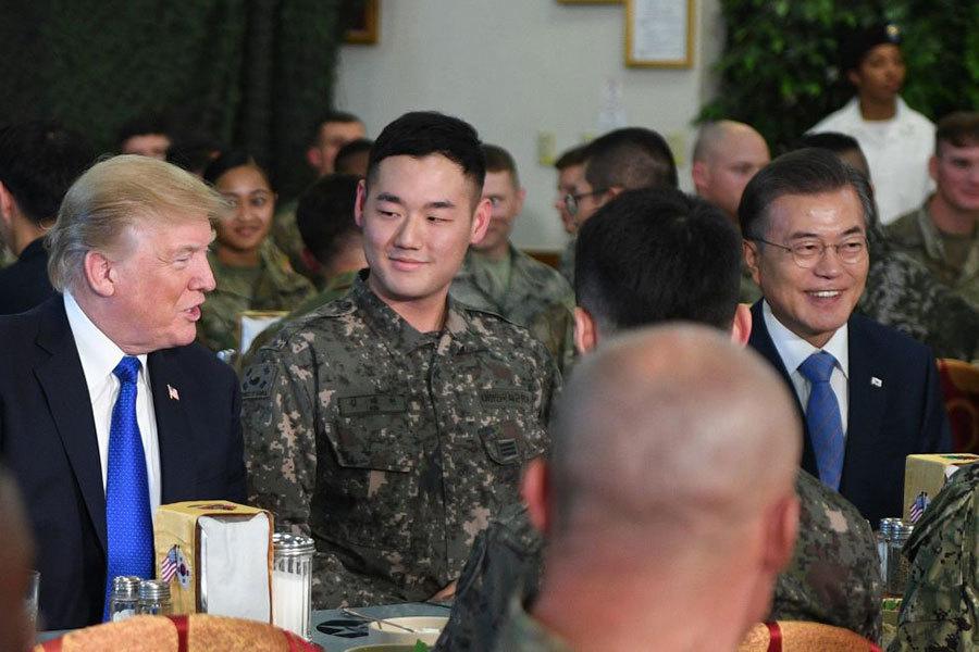 周曉輝:特朗普欲對北韓「不戰而屈人之兵」?