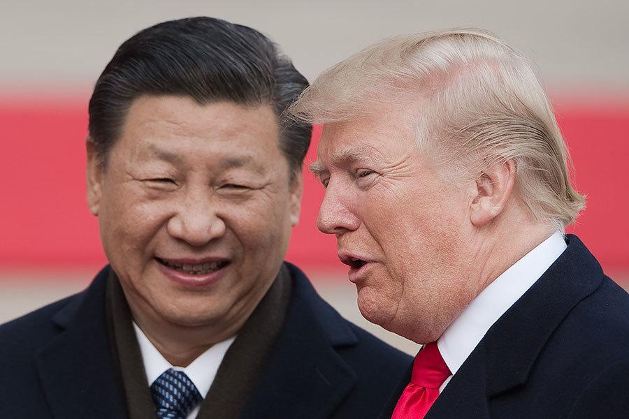 特朗普訪華成明星 中國人為何喜歡他