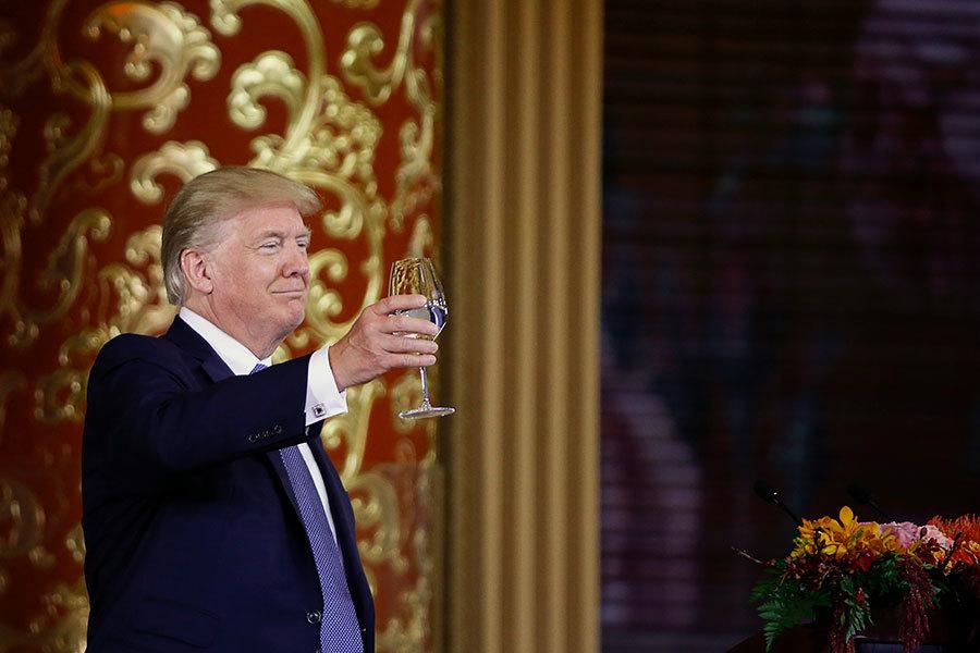 美媒:特朗普周四將推對華關稅計劃 打臉中共