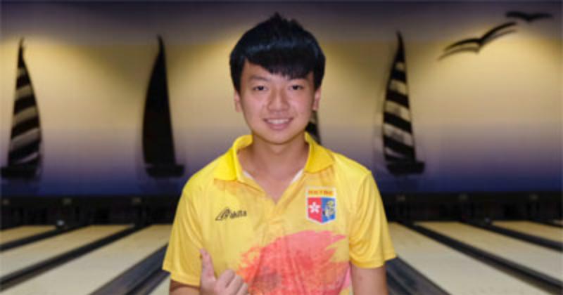 第十八屆亞洲學校保齡球錦標賽 謝晉軒余浩彥雙打奪銅