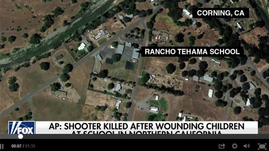 加州連環槍擊案 五人死多名學童傷