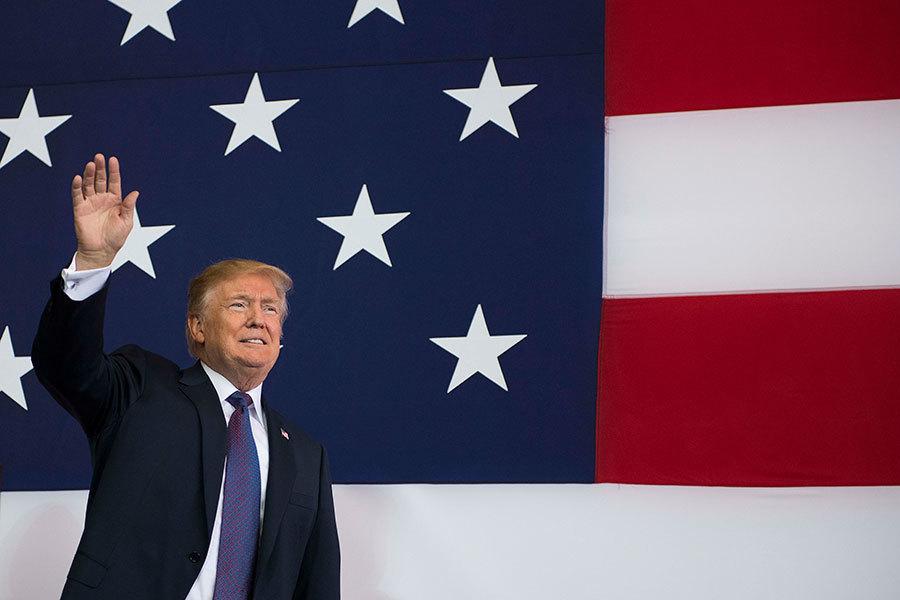 特朗普亞洲之行 表現堪當美國和自由世界領袖