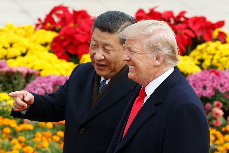 特朗普:中美有共識 北韓凍結核武是不夠的