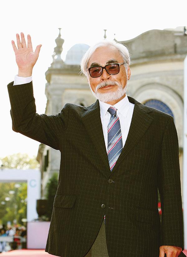 電影預告 宮崎駿復出 拍《你想活出怎樣的人生》