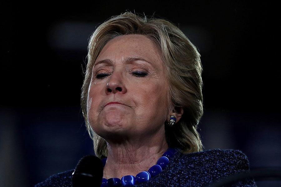希拉莉借格萊美抹黑總統 小特朗普機智回擊