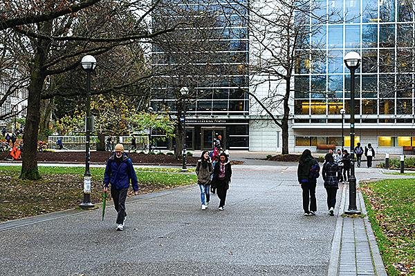 留學加拿大首選5所大學