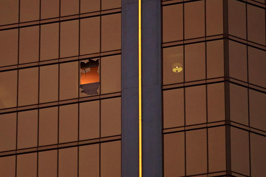 拉斯維加斯槍案 450受害者集體起訴酒店