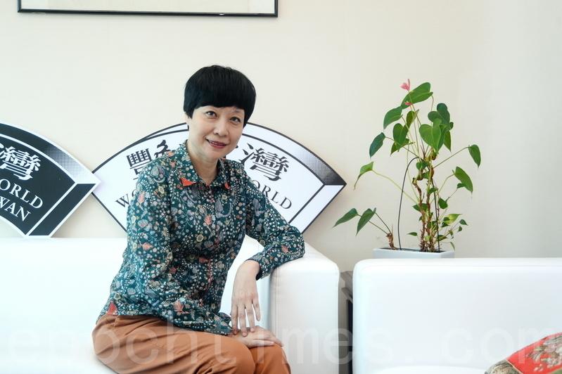 讀一本好書的滋養——專訪作家張曼娟(下)