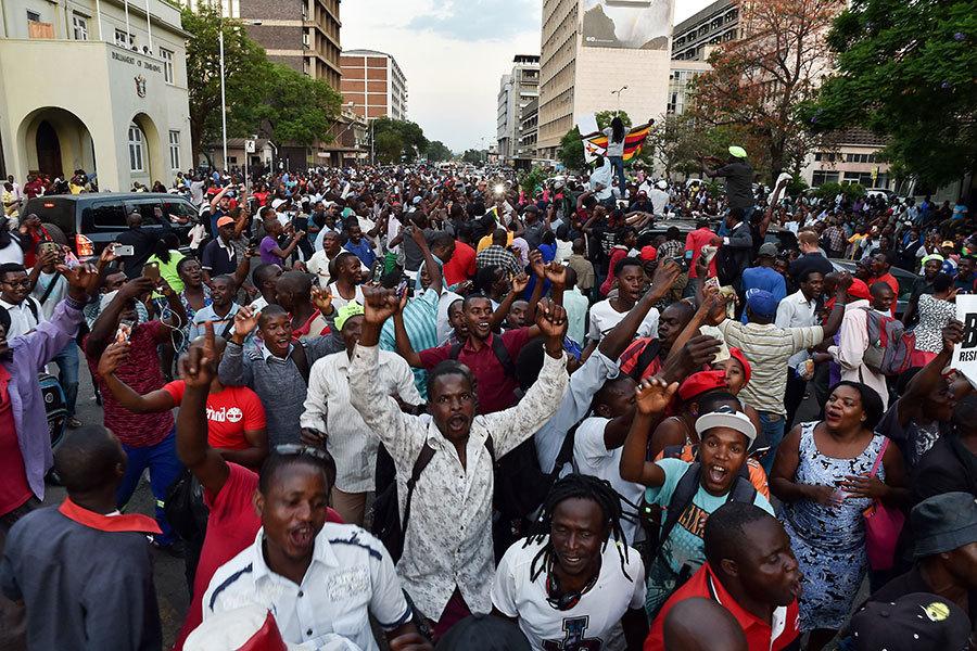中共巨額援助為津巴布韋帶來甚麼?