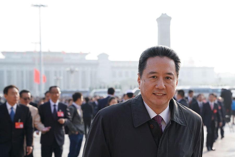 李鵬之子李小鵬「落選」中共人大代表