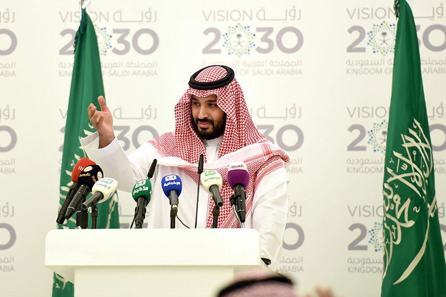 沙特王儲訪美 周二與特朗普會面