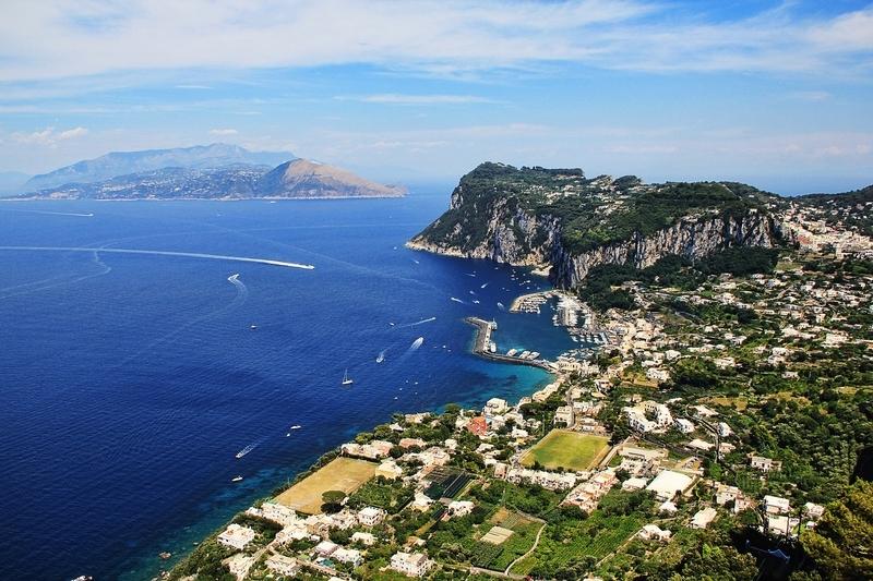 意大利阿瑪菲 世界最美懸崖海岸
