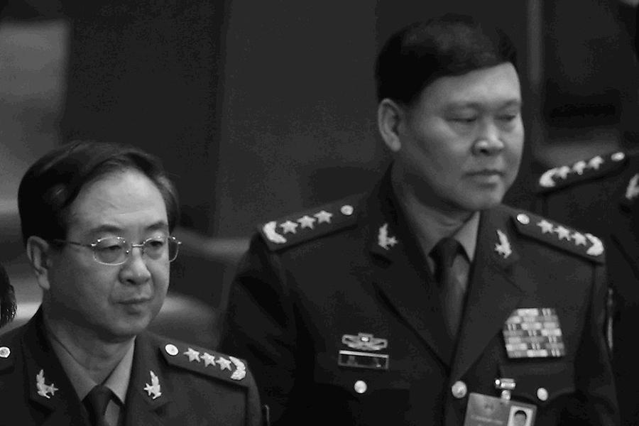 周曉輝:盤點張陽關係網 廣州軍區腐敗驚人