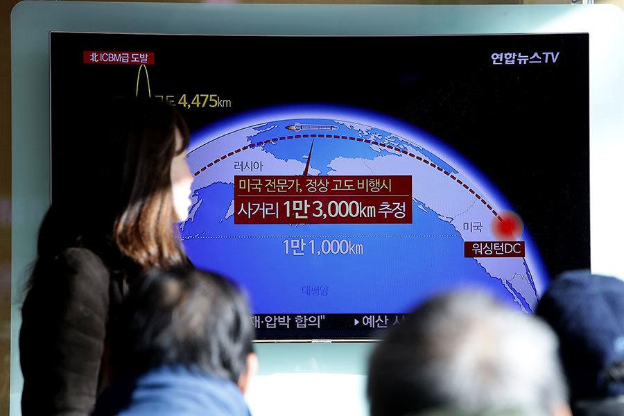 北韓人權惡劣且發展核武 聯合國將開會討論