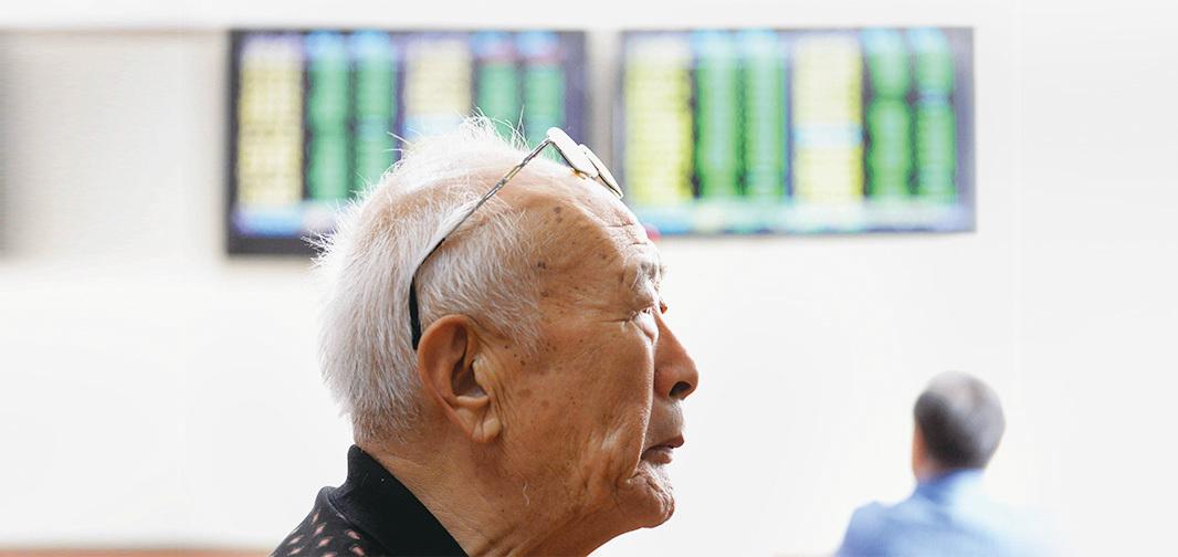 全球股市普漲唯中國落單