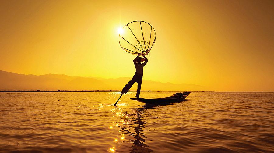 緬甸茵萊湖深度遊 緬甸的世外桃源——茵萊湖