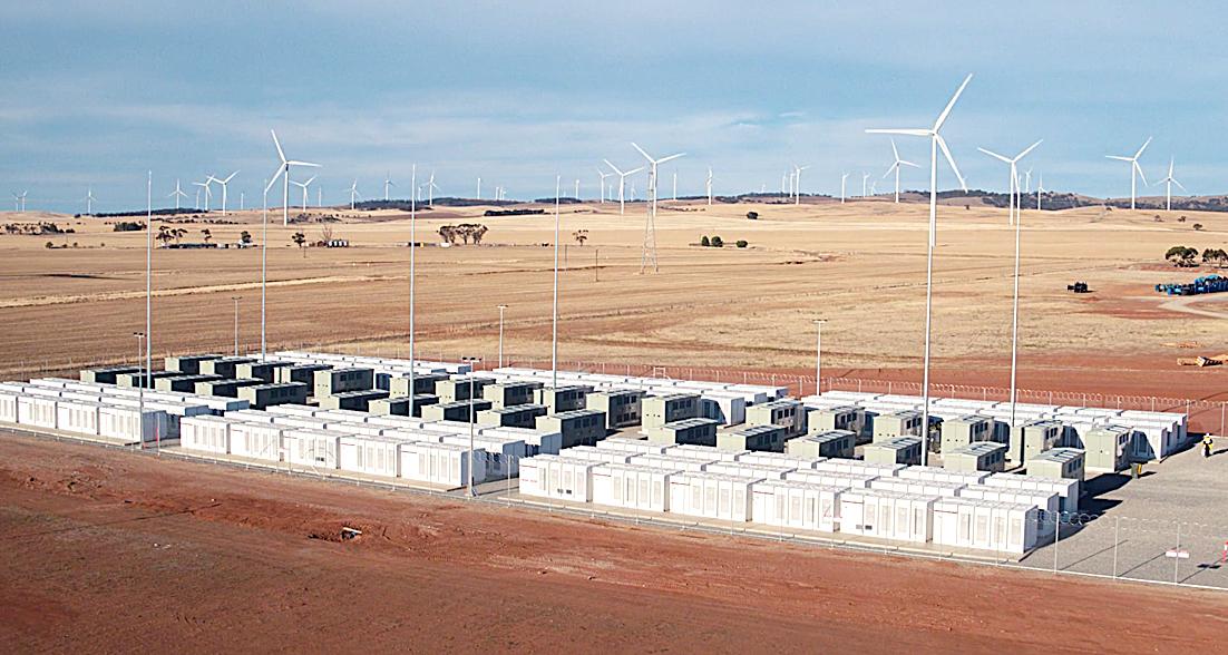 世界第一大鋰電池南澳啟用
