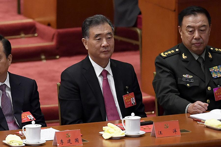 中共常委汪洋承認 中朝因核問題關係對立