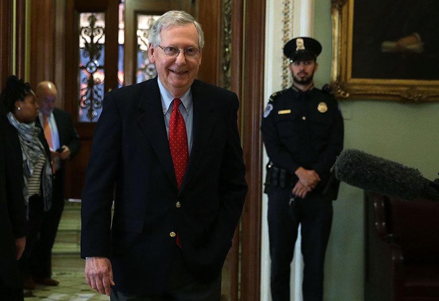 美稅改關鍵 參眾兩院要走的最後一步是甚麼