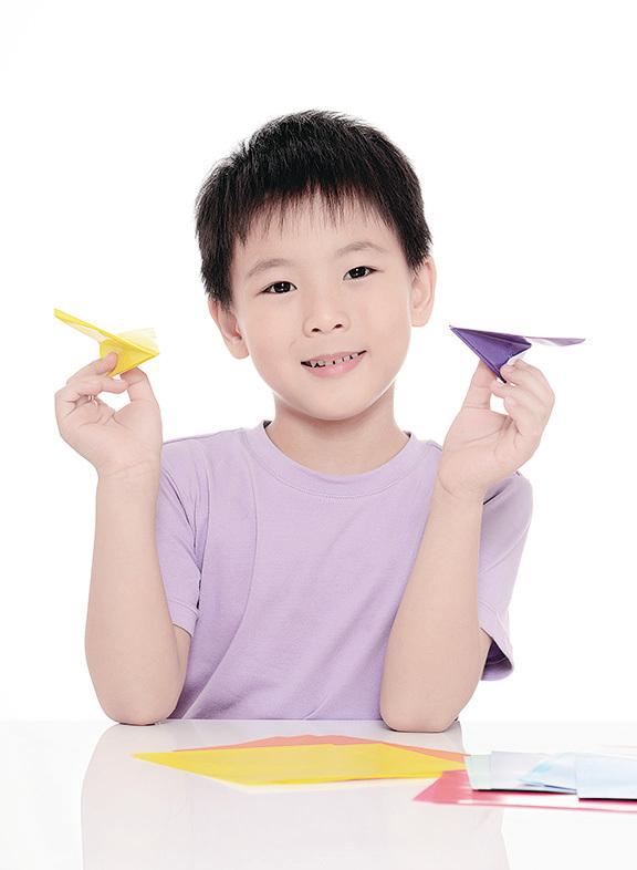 從玩紙飛機到上太空的 夢想教室(中)