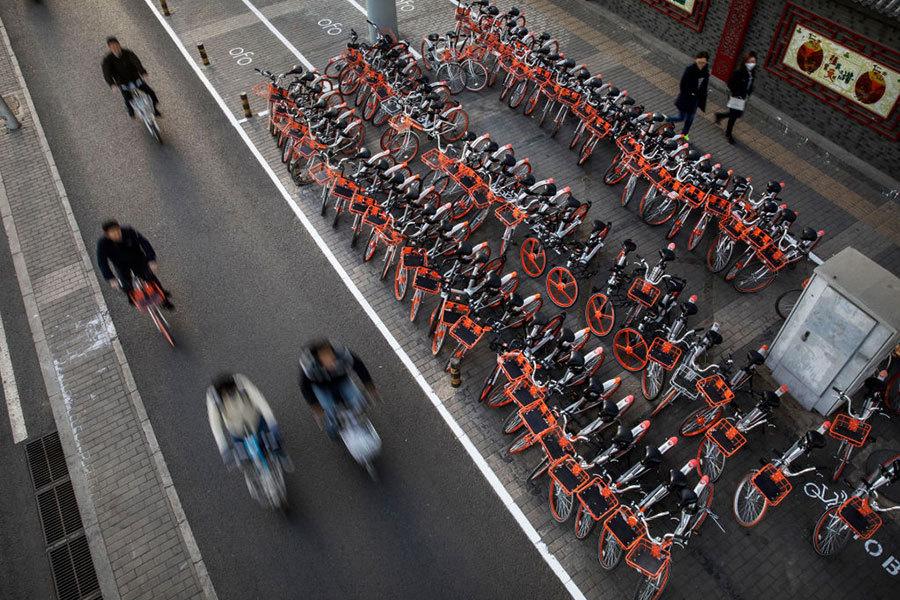 大陸共享單車兩巨頭資金告急 傳挪用押金60億