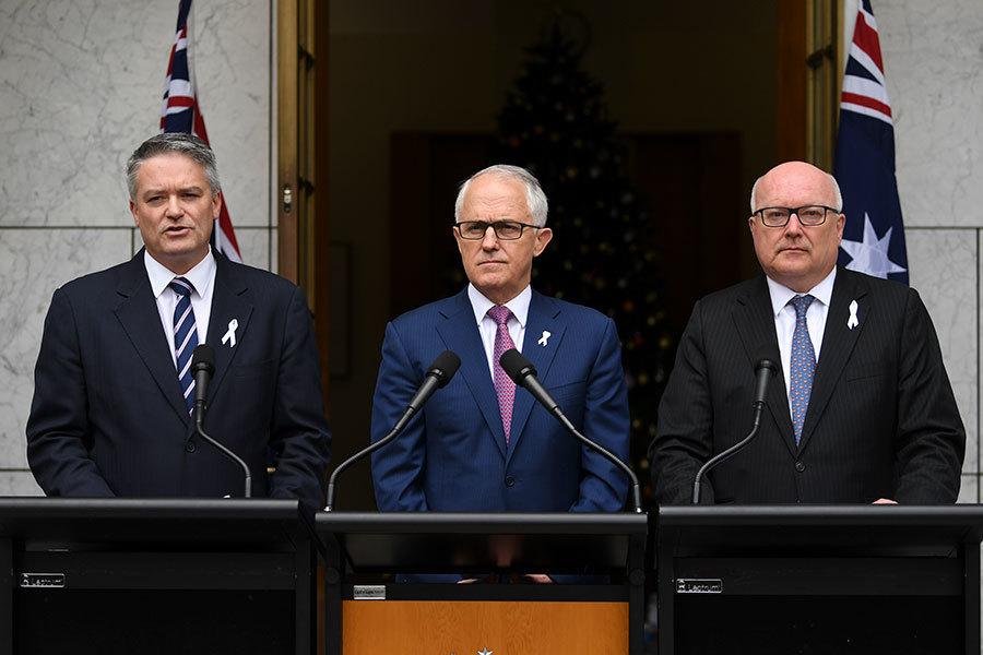 反中共滲透與干預 澳洲宣佈兩個新法案